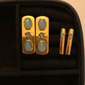 Margaret Elizabeth earring set
